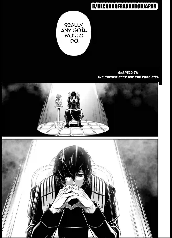 Shuumatsu no Valkyrie, Chapter 51 image 01
