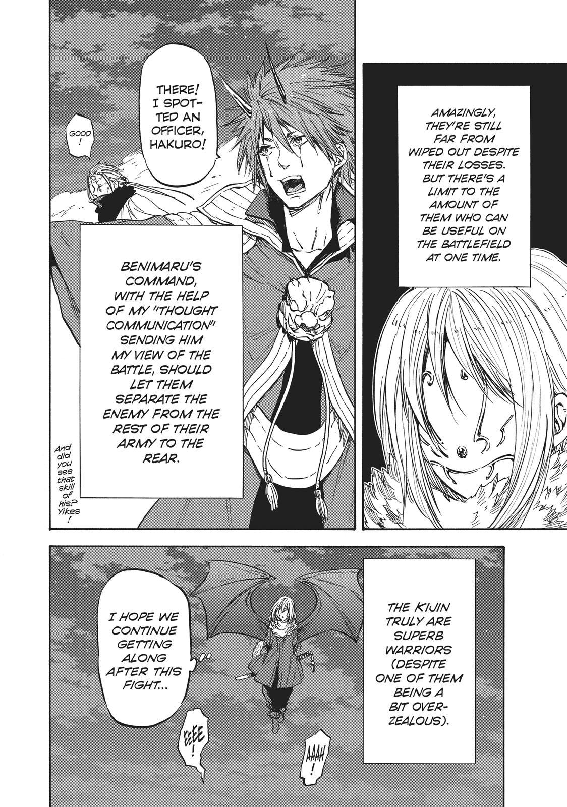 Tensei shitara Slime Datta Ken, Chapter 22 image 021