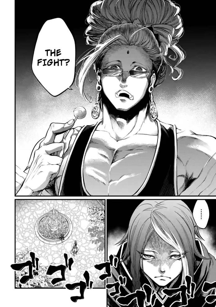 Shuumatsu no Valkyrie, Chapter 32 image 032