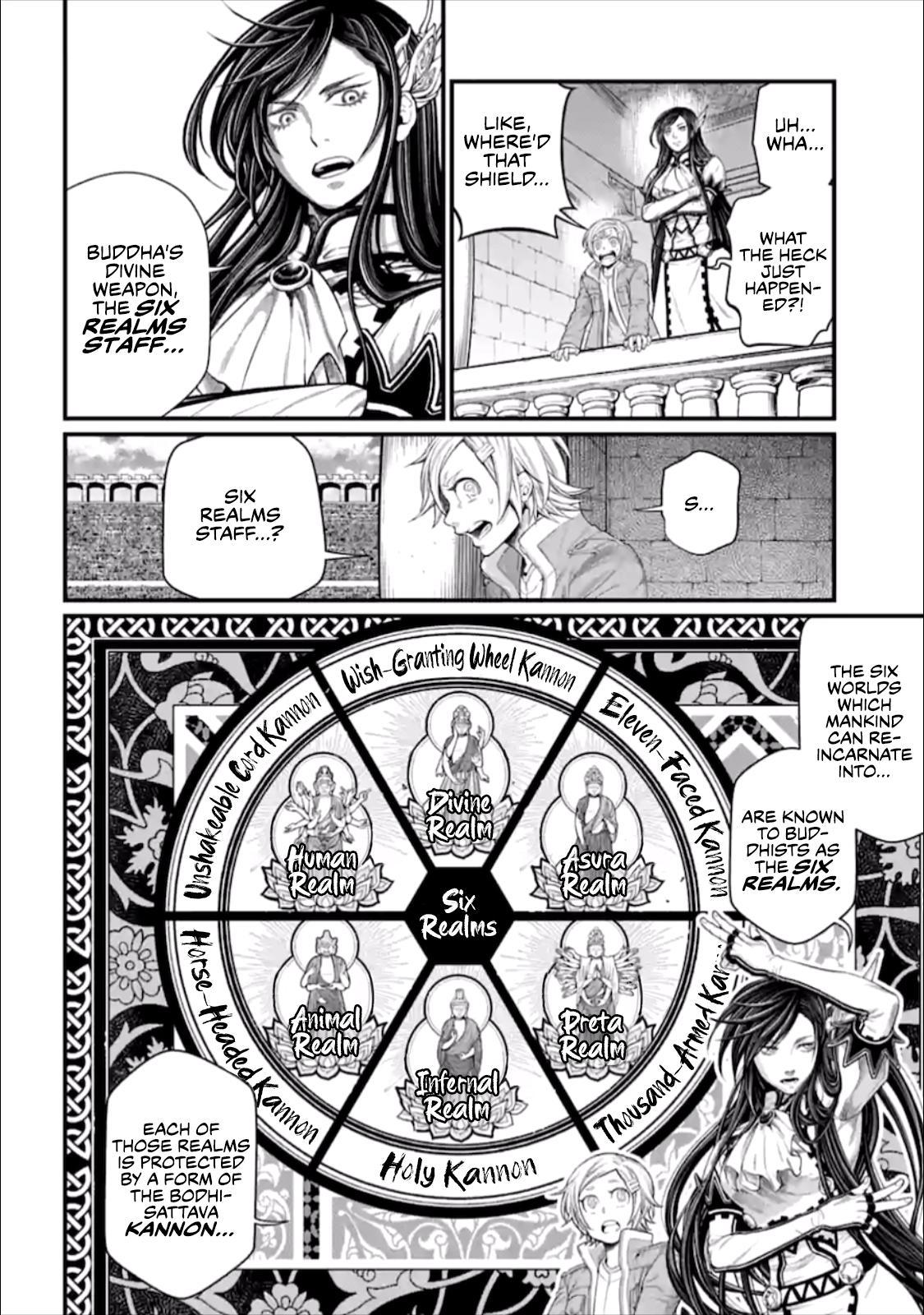 Shuumatsu no Valkyrie, Chapter 47 image 005