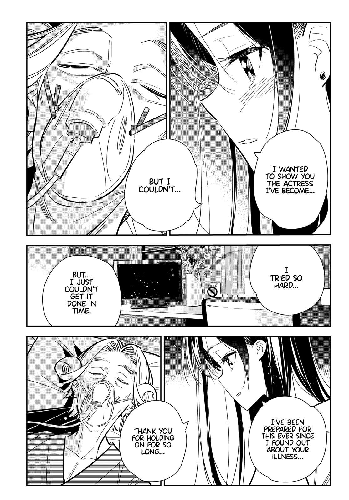 Kanojo Okarishimasu, Chapter 149 image 006