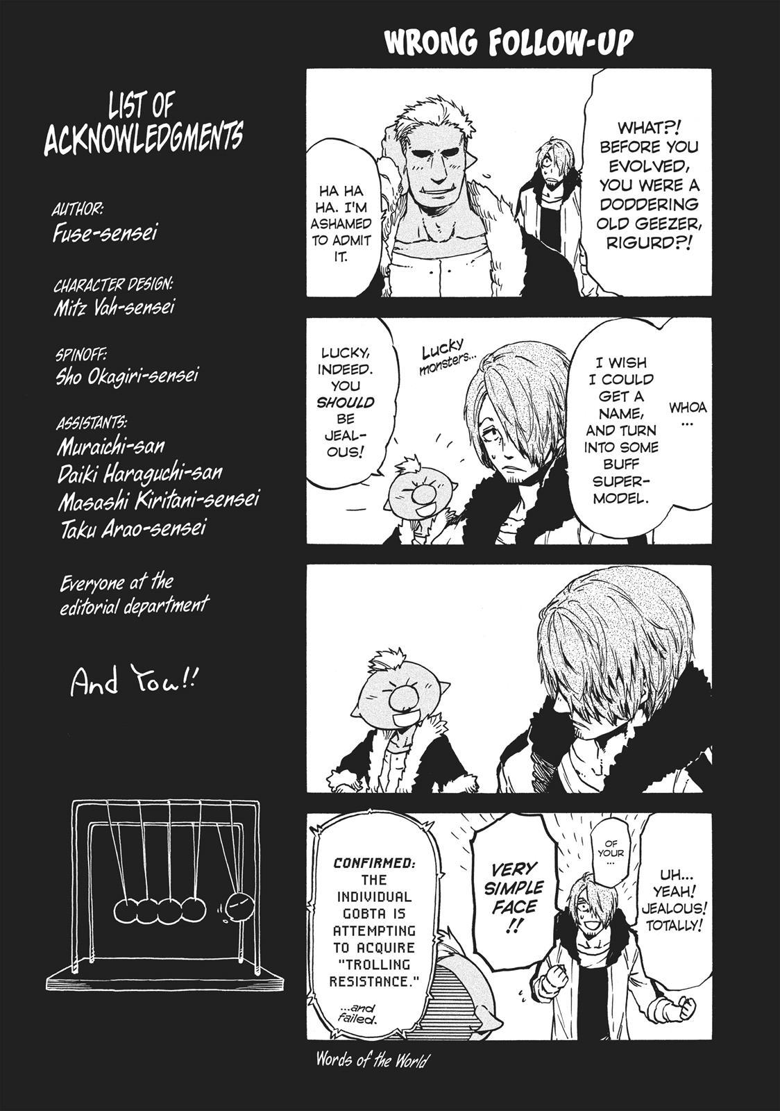 Tensei shitara Slime Datta Ken, Chapter 35.5 image 024