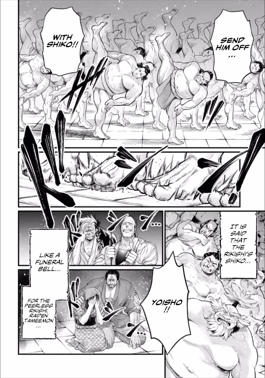 Shuumatsu no Valkyrie, Chapter 42 image 009