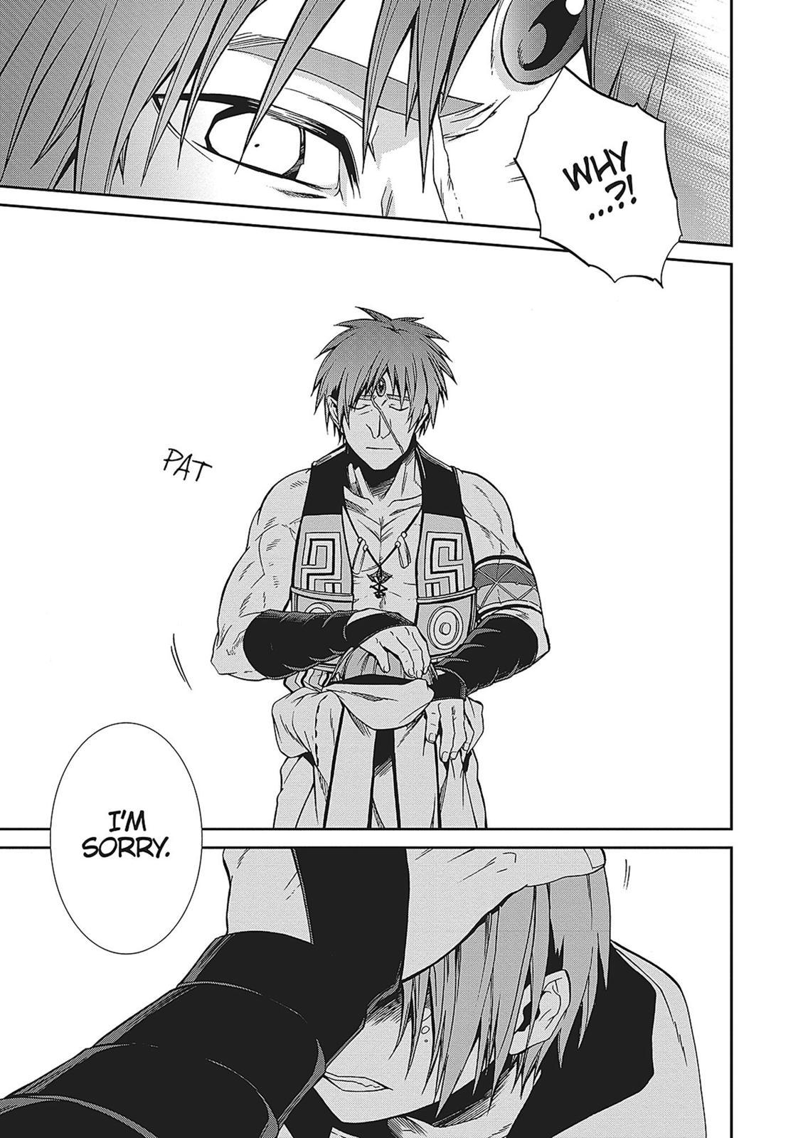 Mushoku Tensei, Chapter 27 image 004