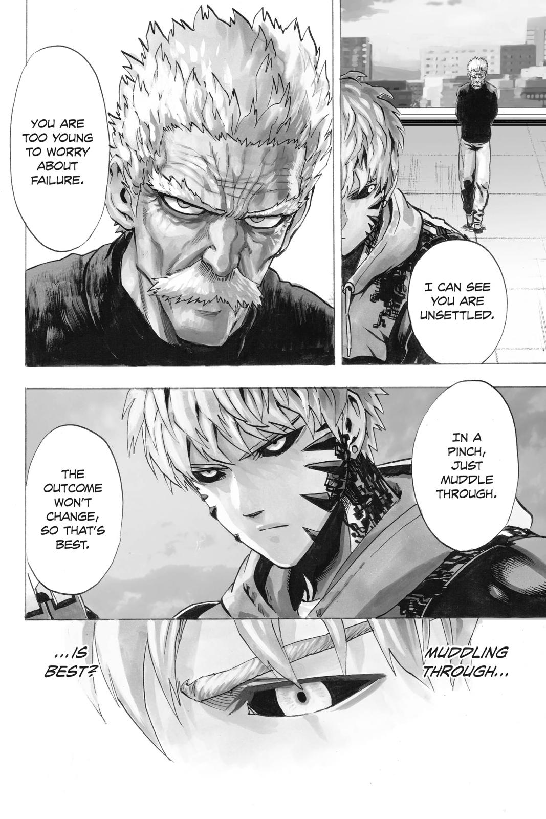 One-Punch Man, Chapter 21 image 046