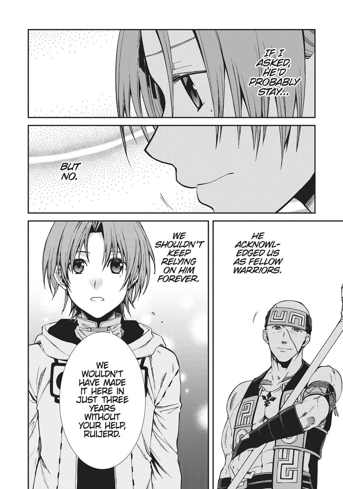 Mushoku Tensei, Chapter 49 image 020