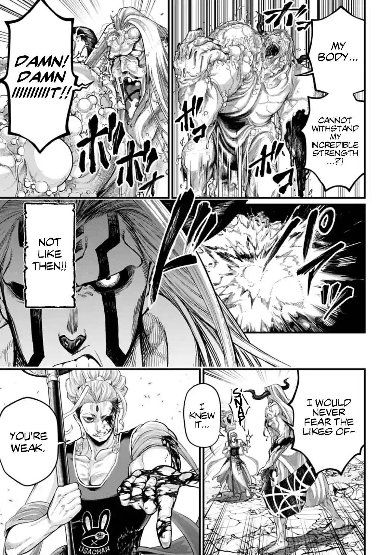 Shuumatsu no Valkyrie, Chapter 52 image 08