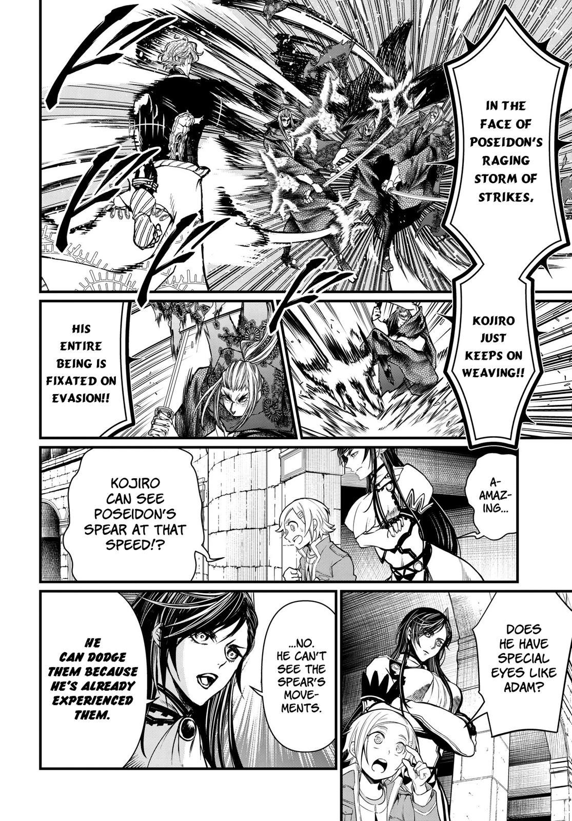 Shuumatsu no Valkyrie, Chapter 17 image 029