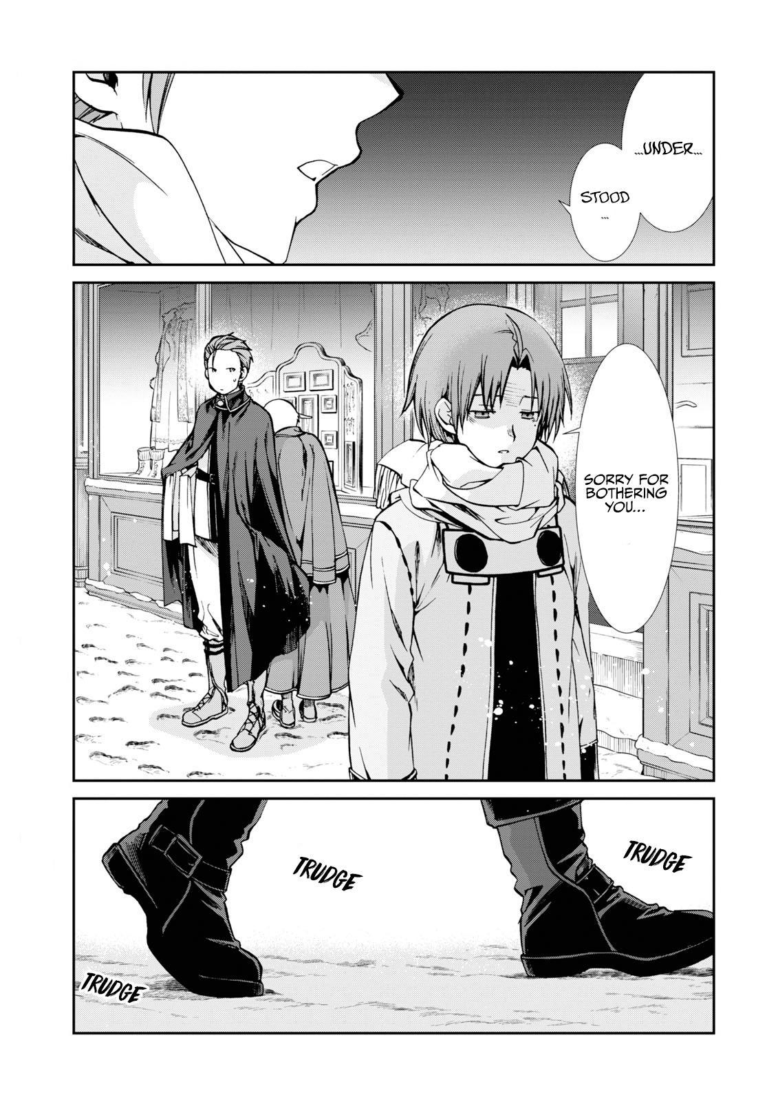 Mushoku Tensei, Chapter 71 image 018