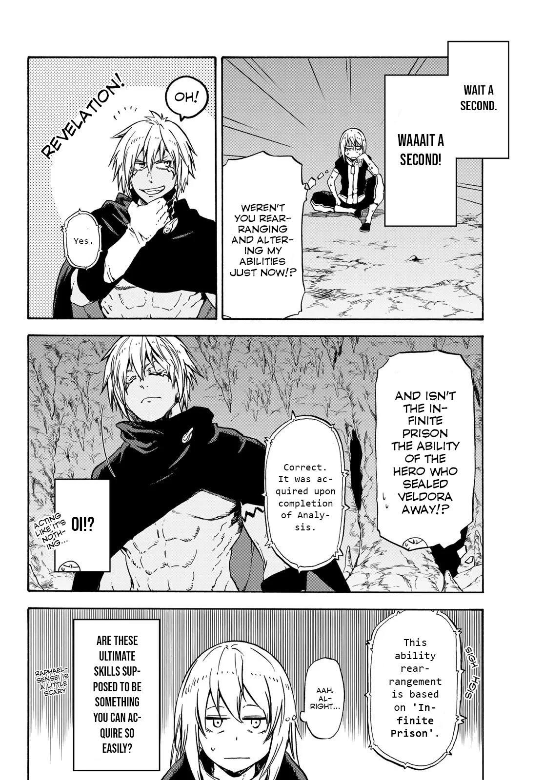Tensei shitara Slime Datta Ken, Chapter 72 image 006