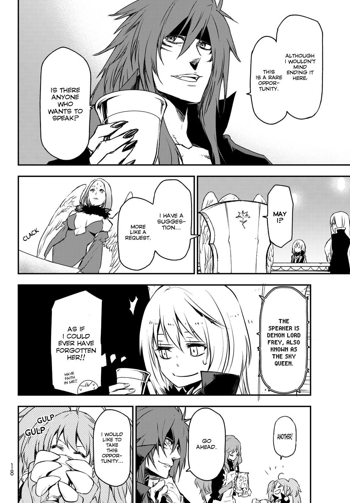 Tensei shitara Slime Datta Ken, Chapter 86 image 006
