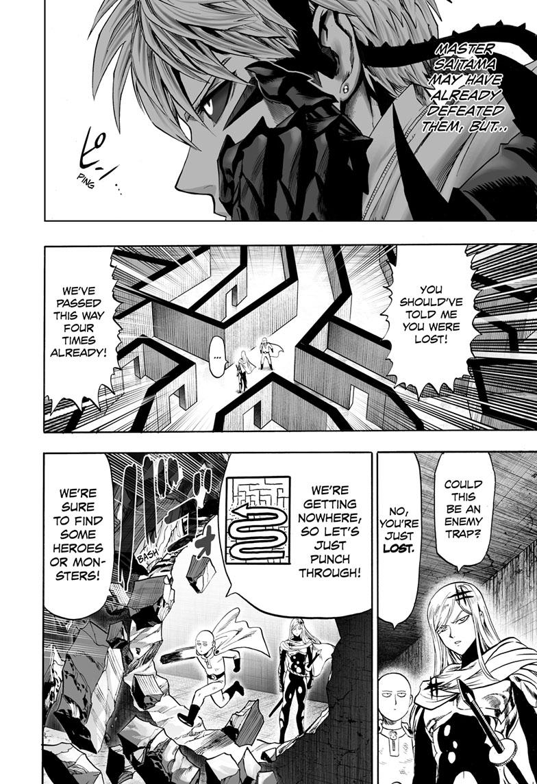 One-Punch Man, Chapter 120 image 011