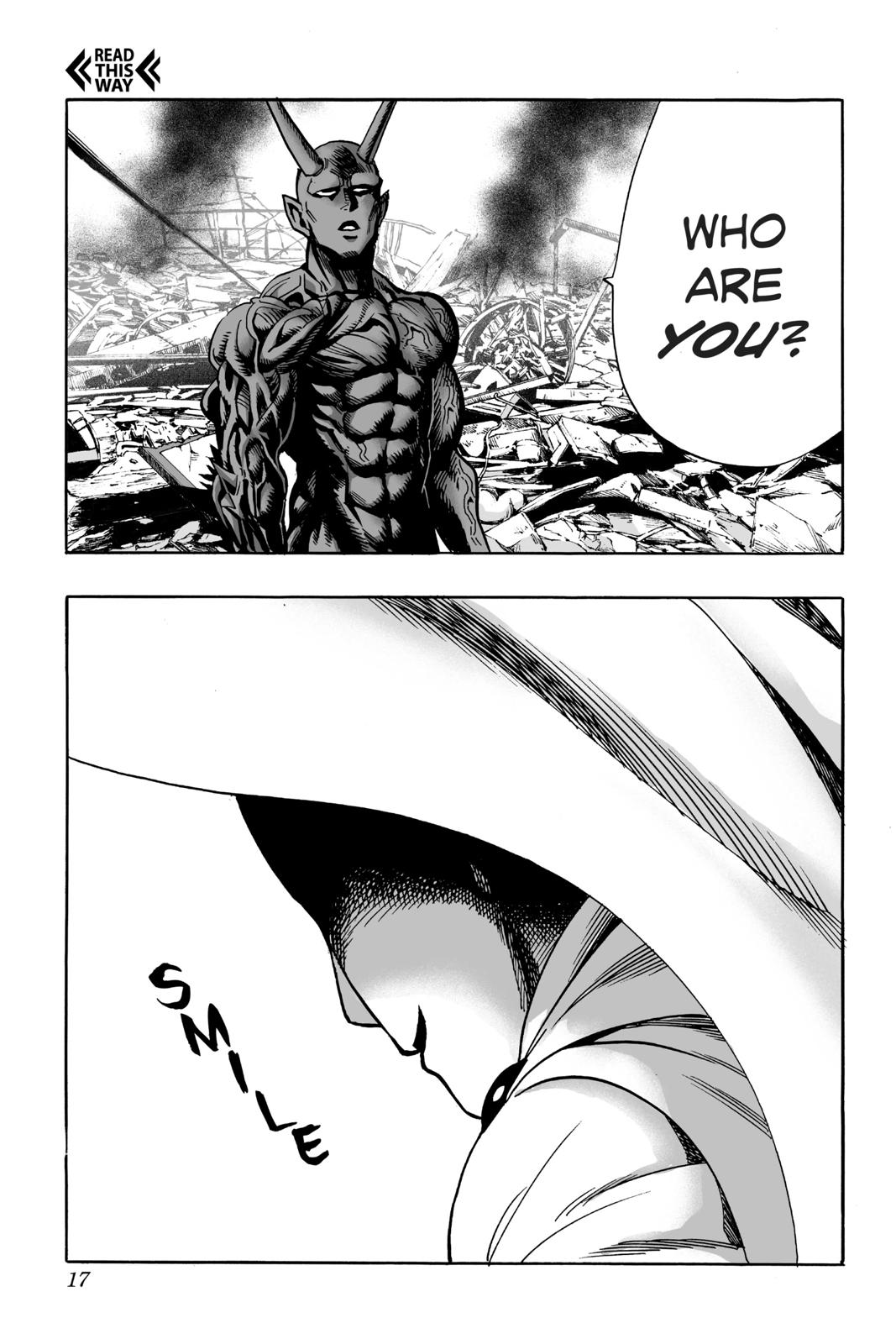 One-Punch Man, Chapter 1 image 017
