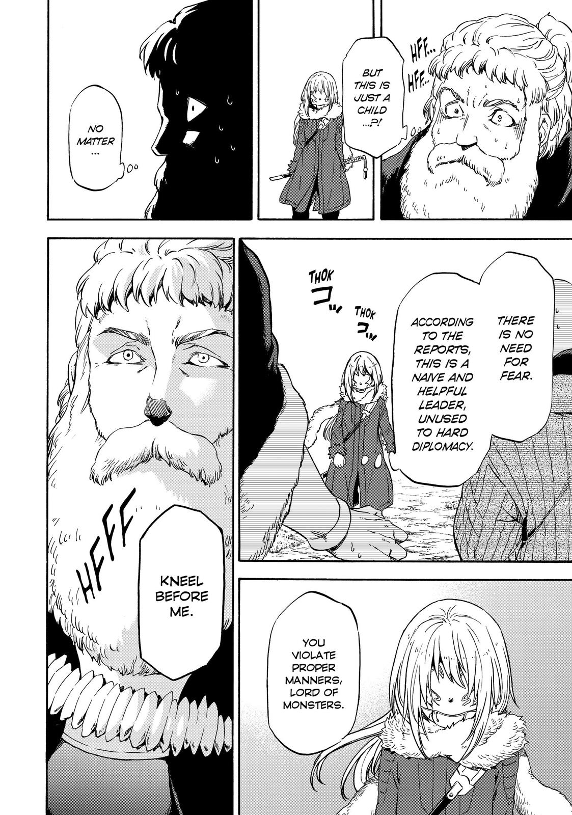 Tensei shitara Slime Datta Ken, Chapter 66 image 017