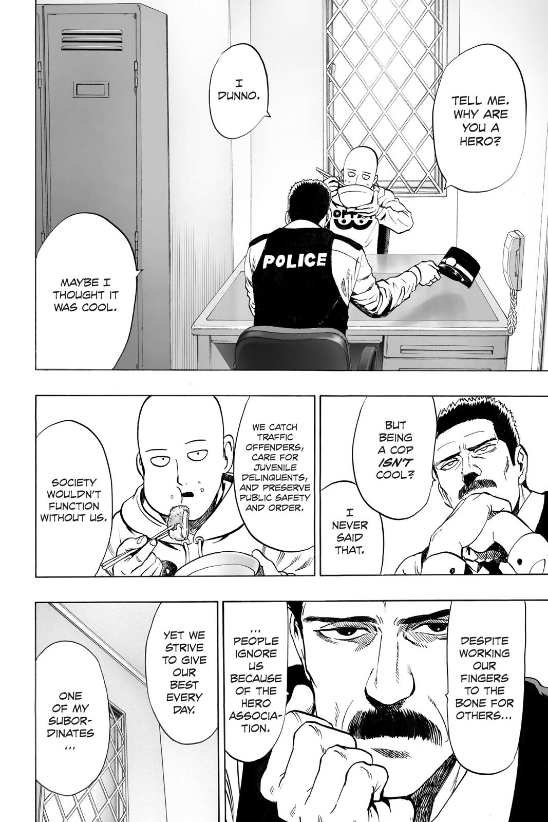 One-Punch Man, Chapter 37.7 image 006