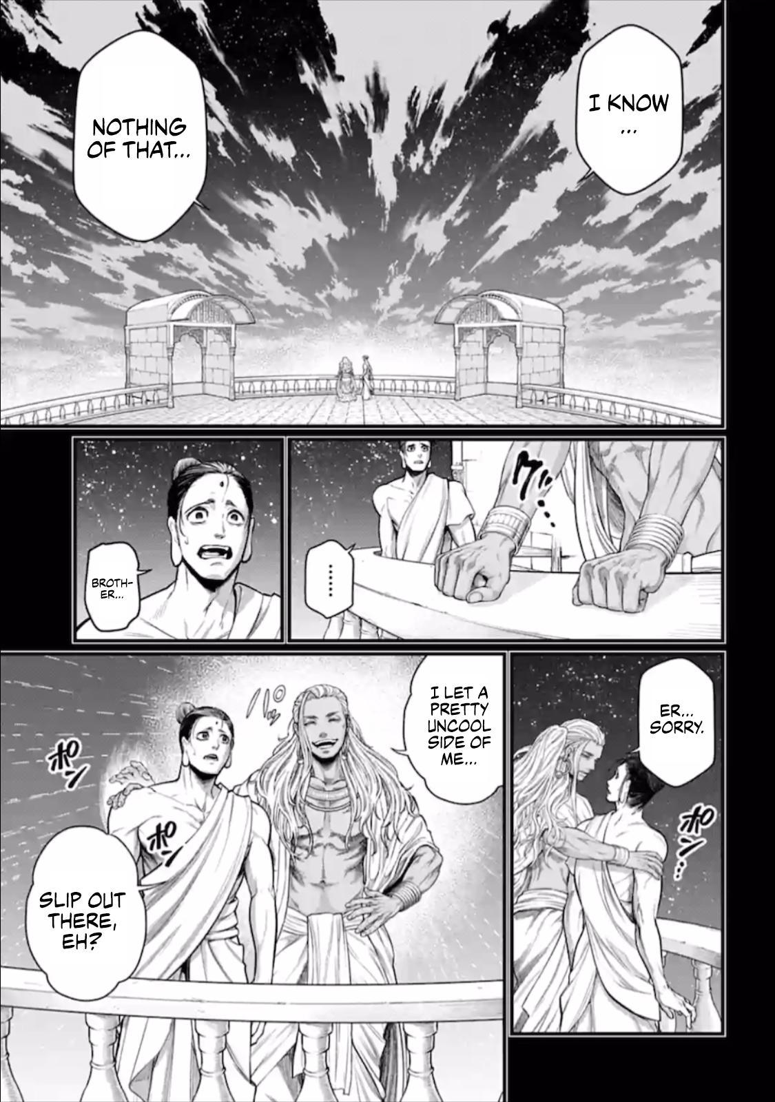 Shuumatsu no Valkyrie, Chapter 47 image 036