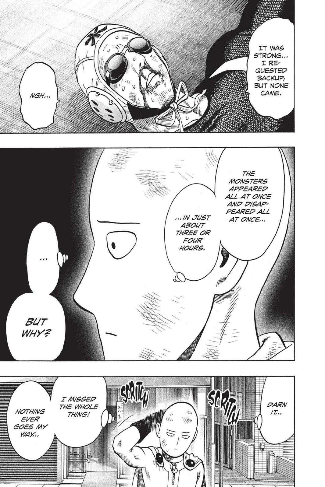 One-Punch Man, Chapter 76 image 019