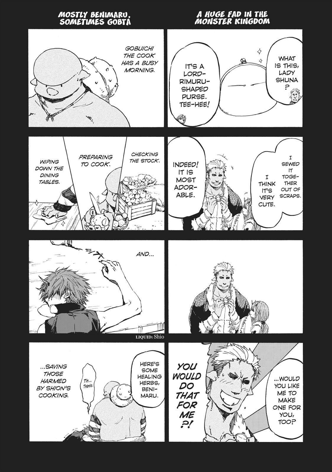 Tensei shitara Slime Datta Ken, Chapter 27.5 image 023