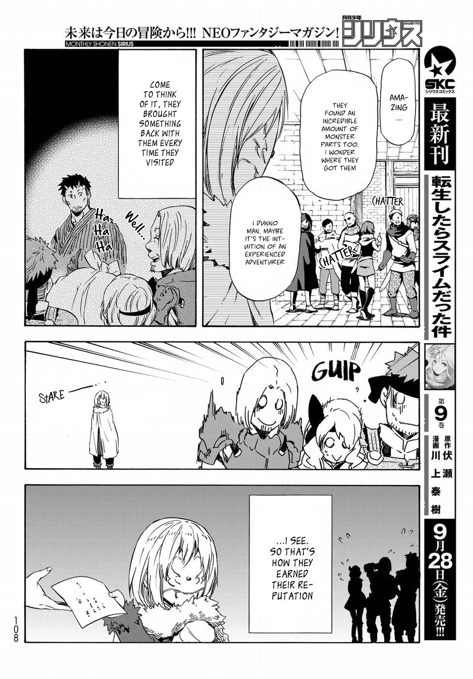 Tensei shitara Slime Datta Ken, Chapter 44 image 011