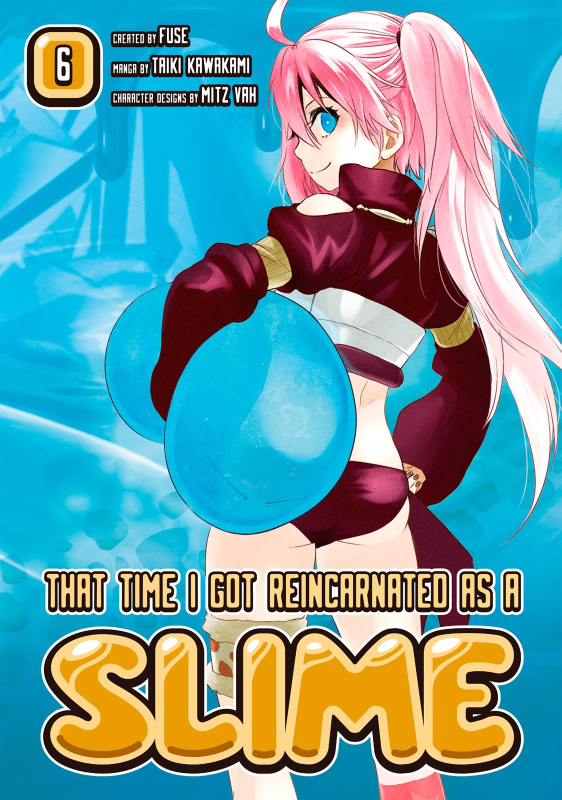 Tensei shitara Slime Datta Ken, Chapter 28 image 001