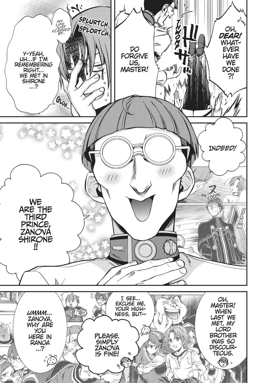 Mushoku Tensei, Chapter 55 image 005
