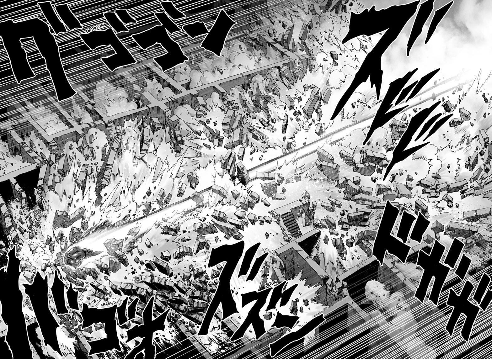 One-Punch Man, Chapter 124.2 image 019