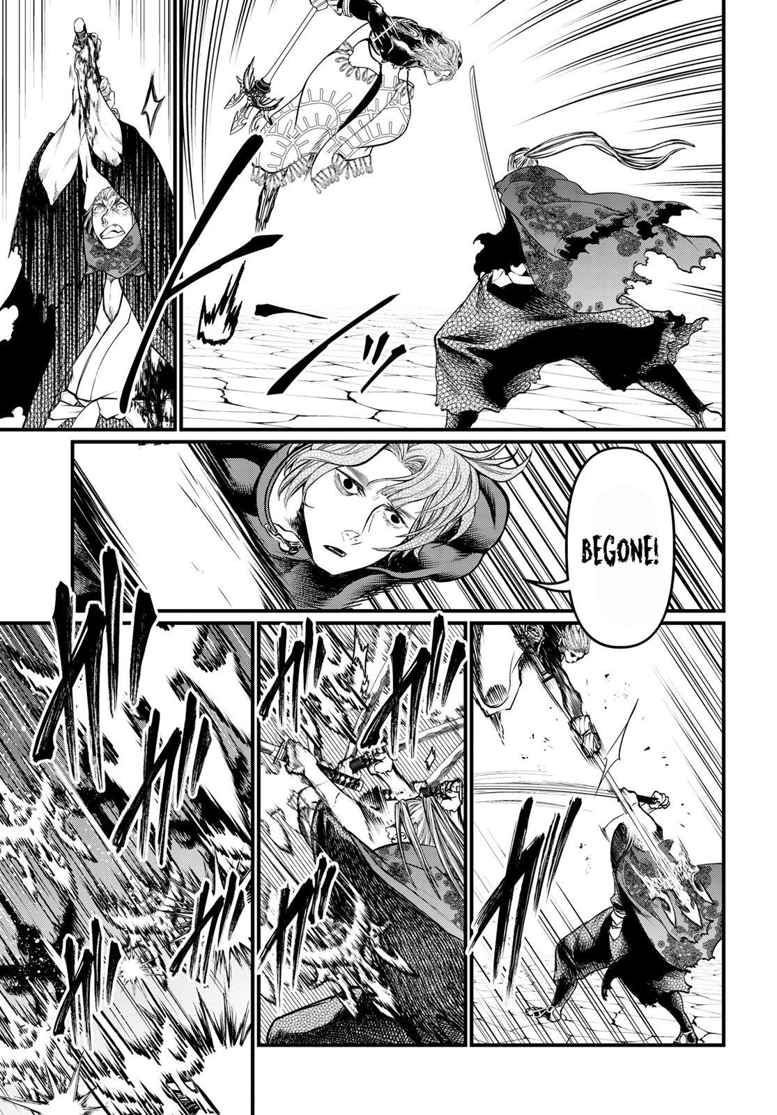 Shuumatsu no Valkyrie, Chapter 18 image 010