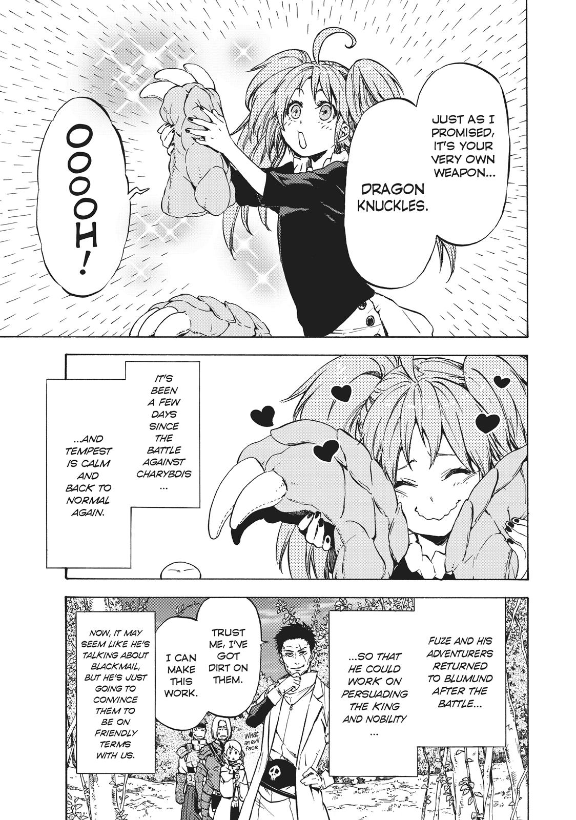 Tensei shitara Slime Datta Ken, Chapter 39 image 023