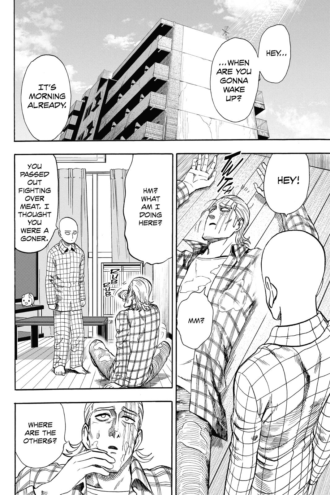 One-Punch Man, Chapter 92 image 006
