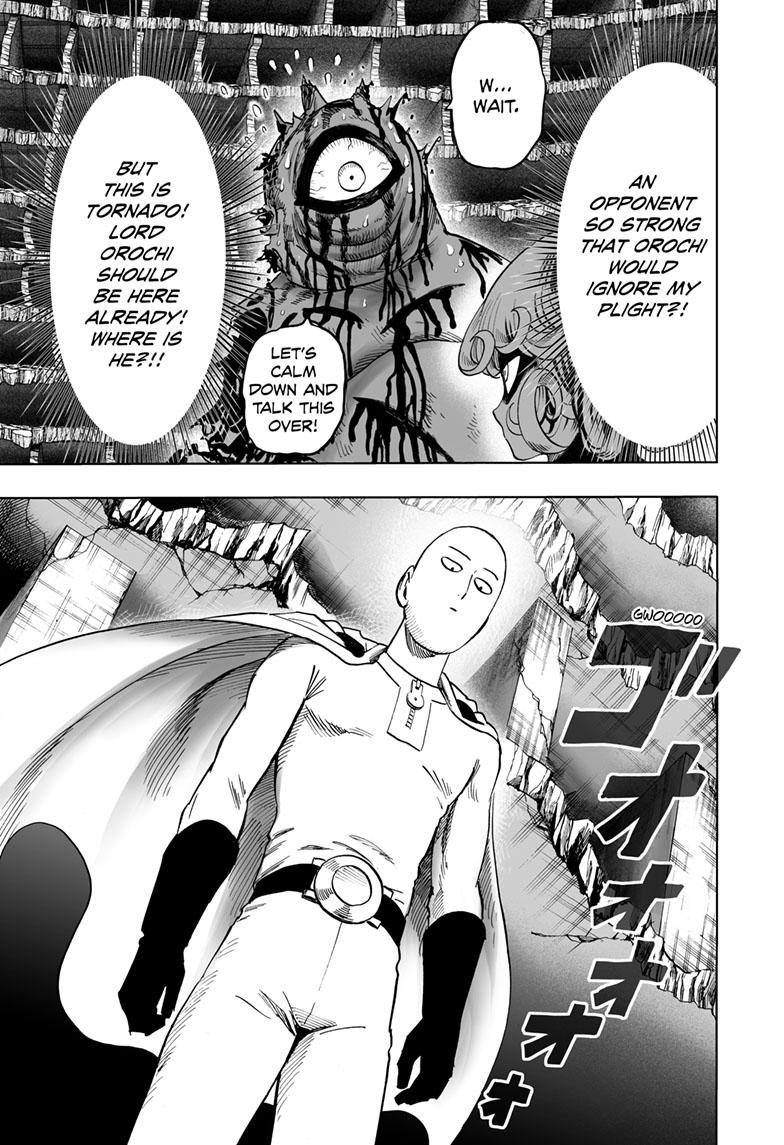 One-Punch Man, Chapter 105 image 015
