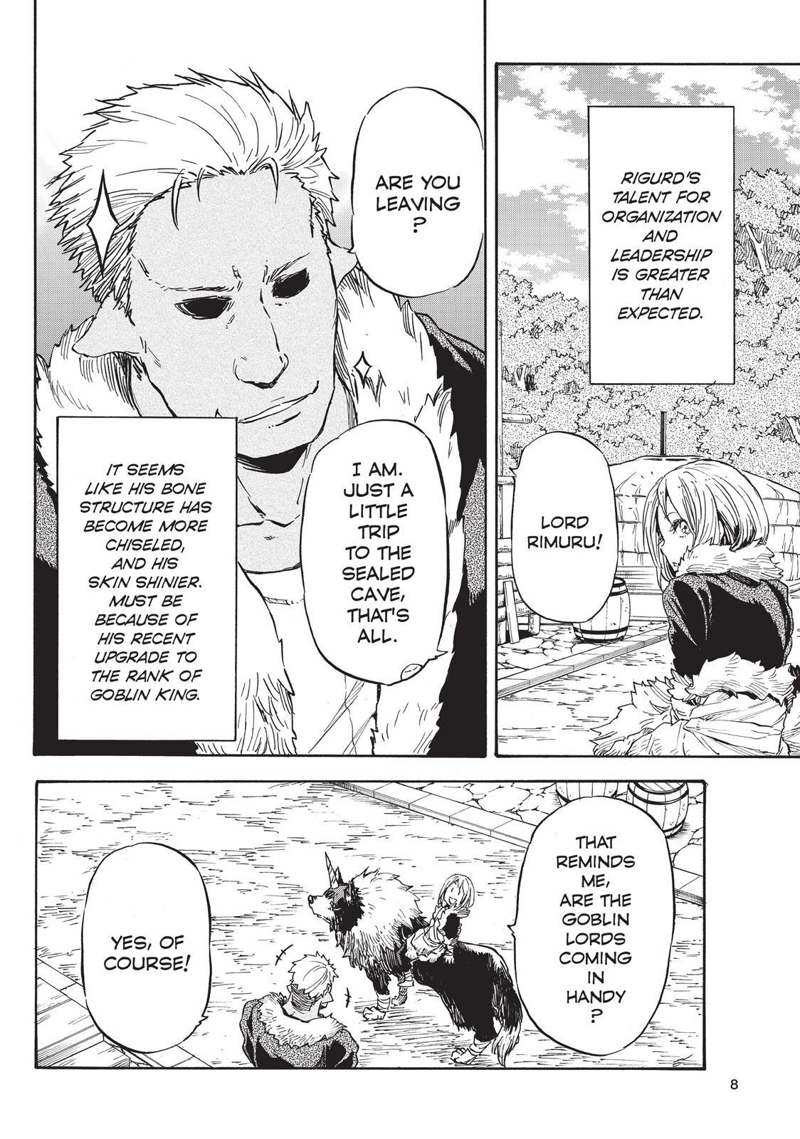 Tensei shitara Slime Datta Ken, Chapter 12 image 008