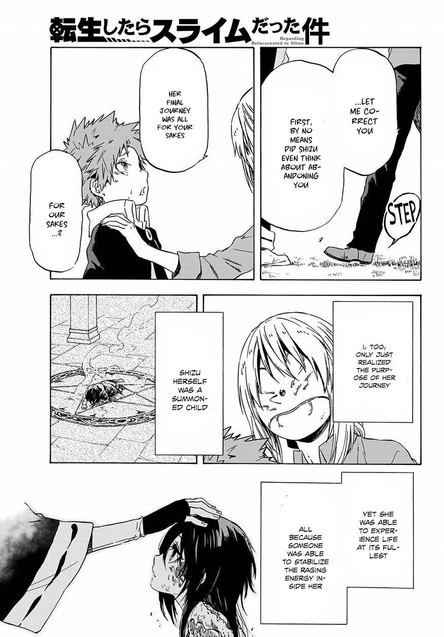Tensei shitara Slime Datta Ken, Chapter 47 image 035