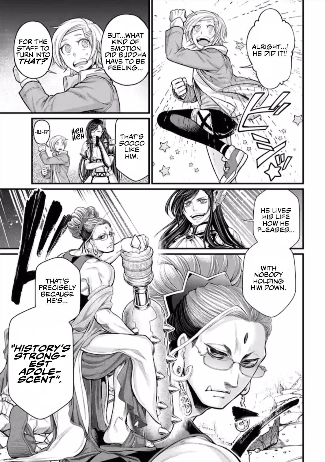 Shuumatsu no Valkyrie, Chapter 47 image 014