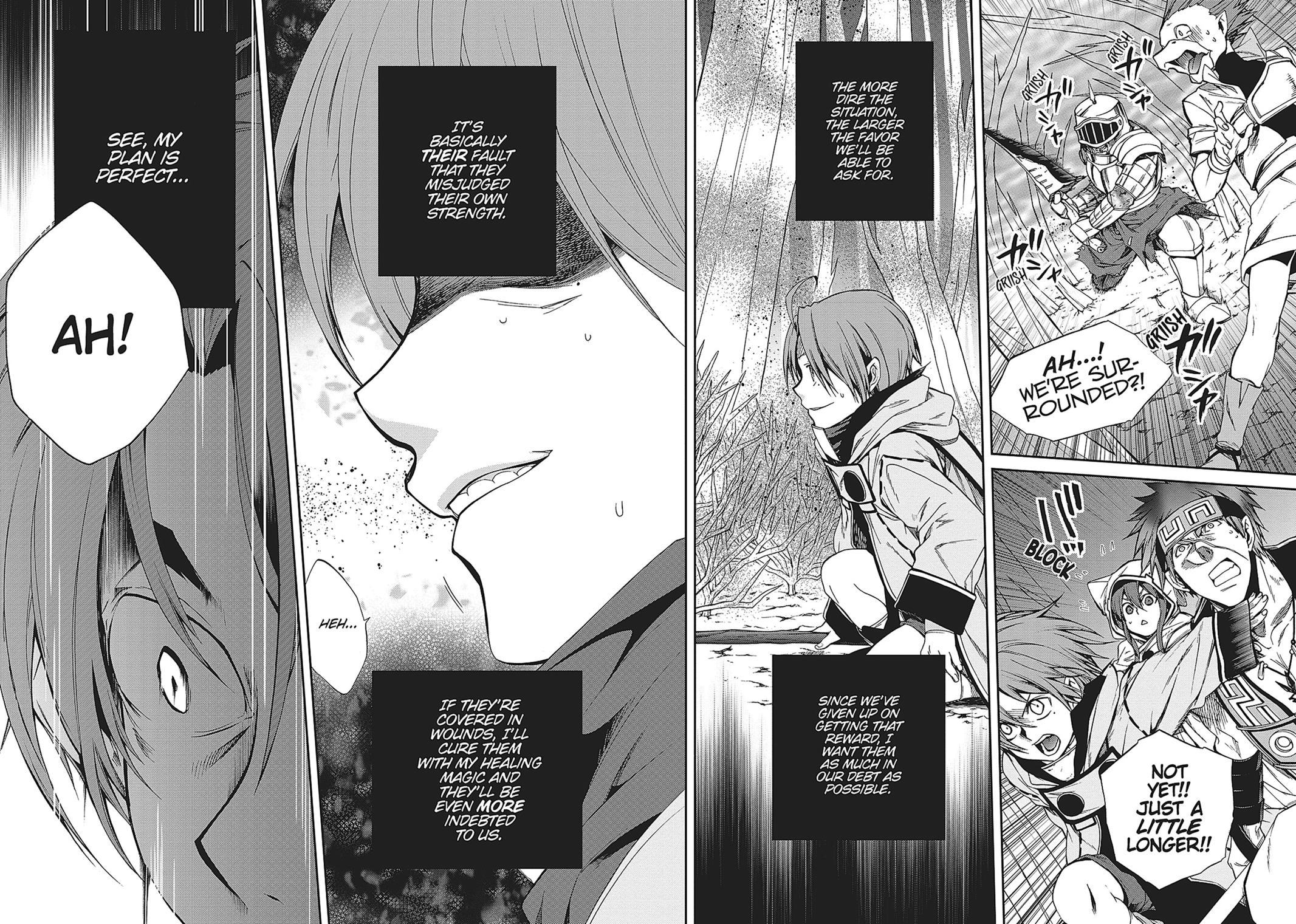 Mushoku Tensei, Chapter 25 image 023