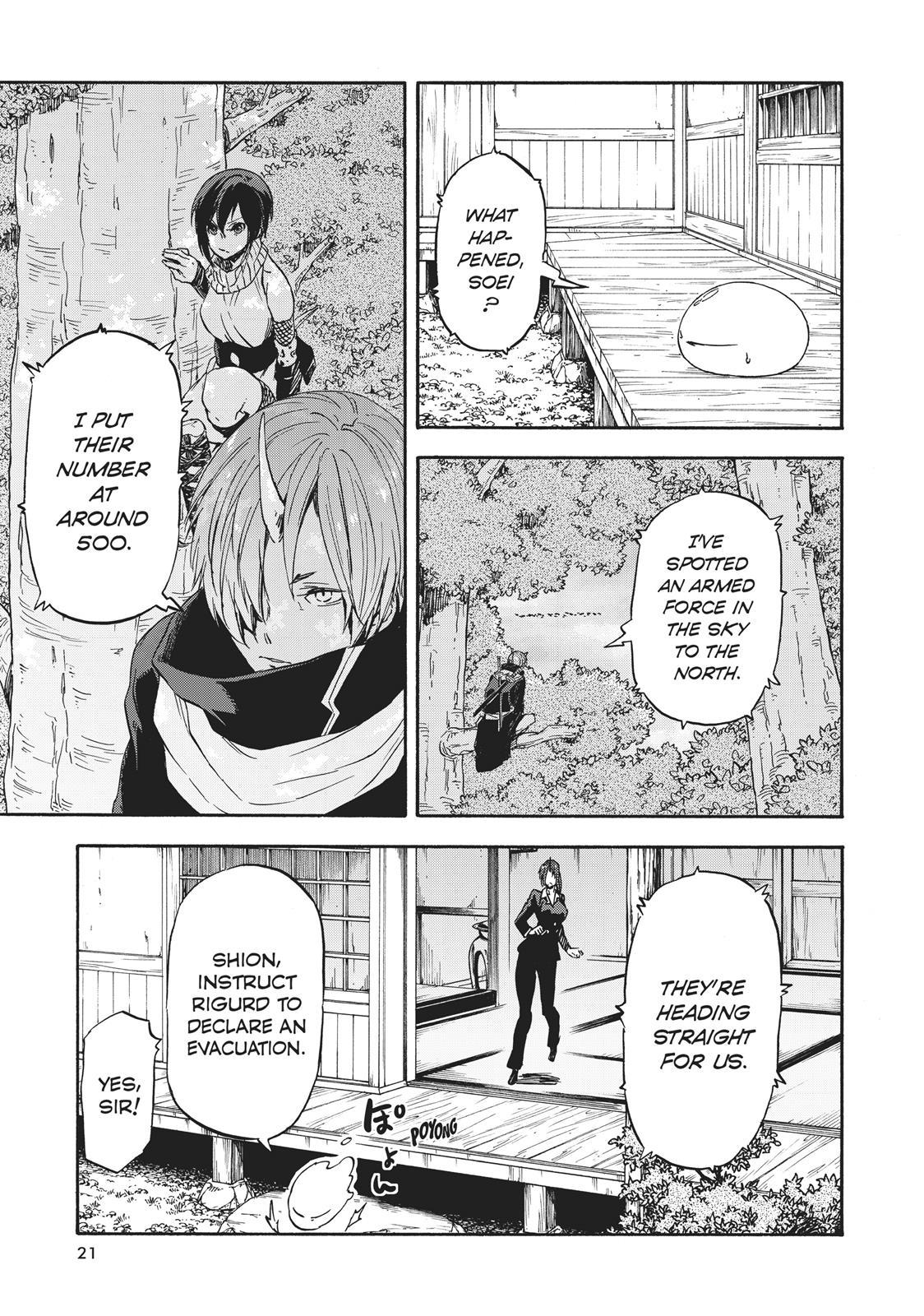Tensei shitara Slime Datta Ken, Chapter 28 image 020