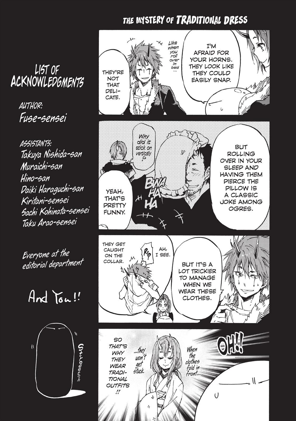 Tensei shitara Slime Datta Ken, Chapter 17.5 image 021