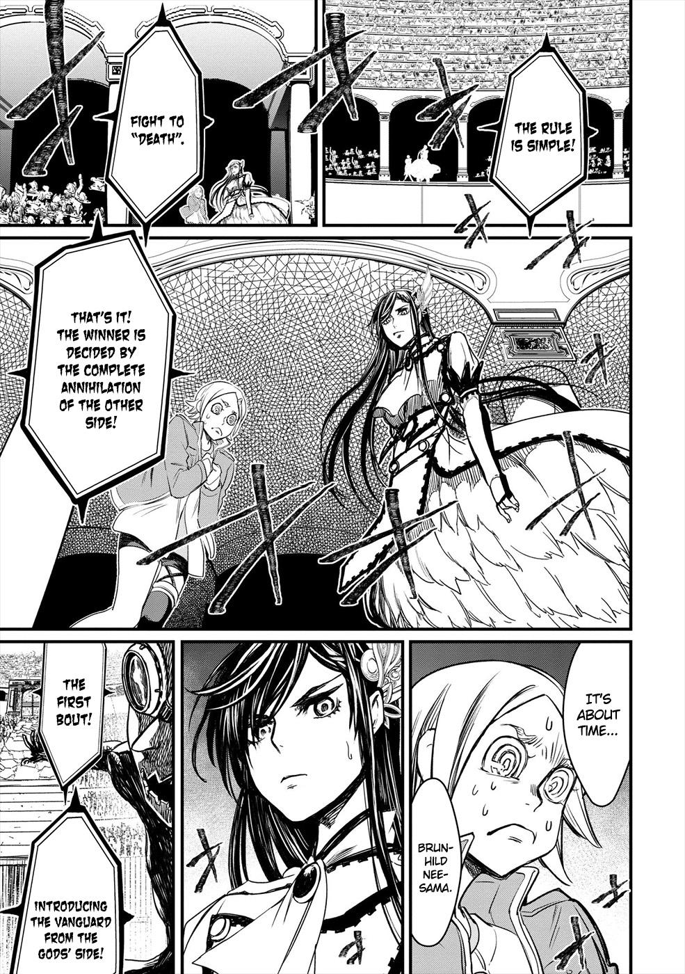 Shuumatsu no Valkyrie, Chapter 1 image 051