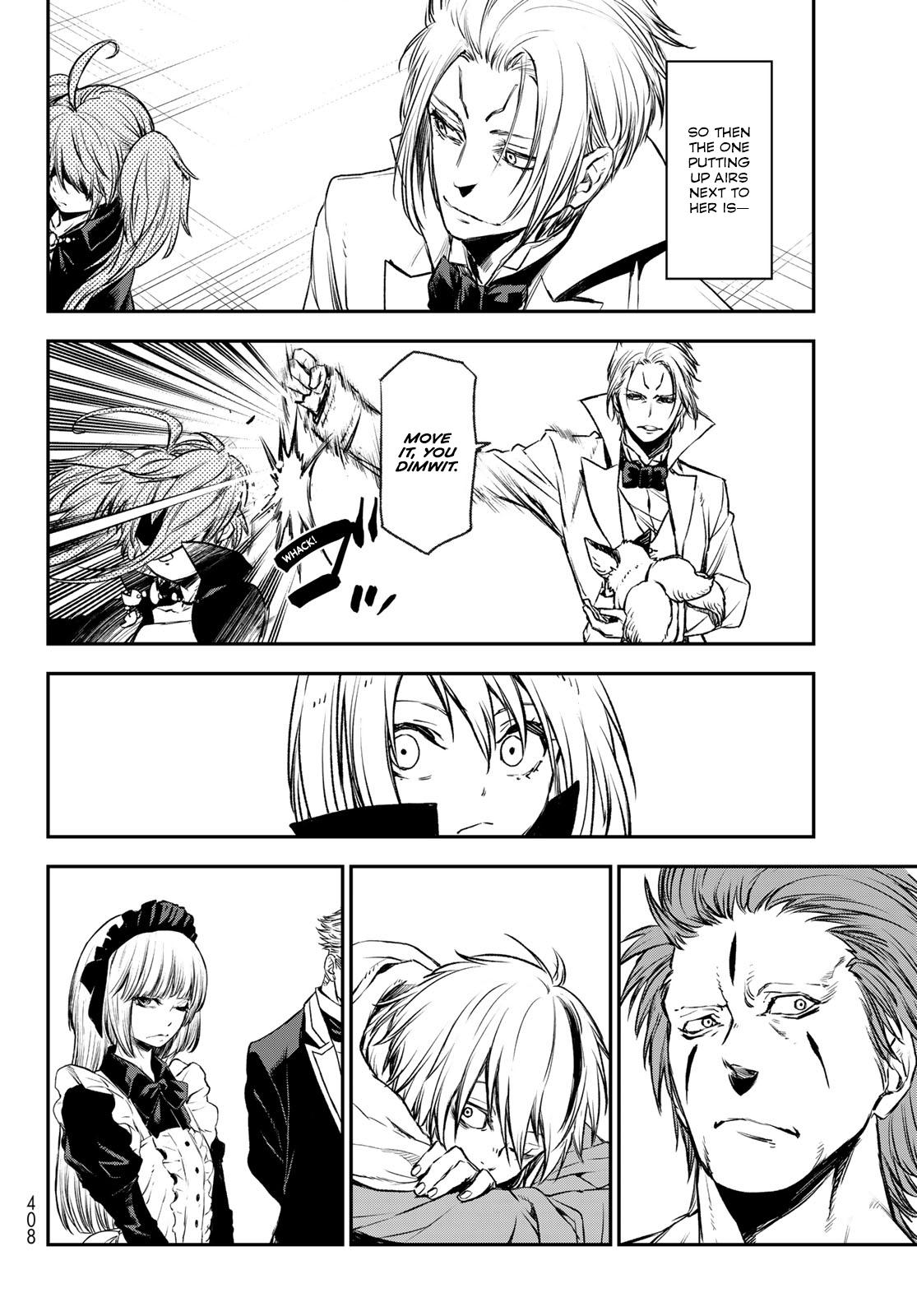 Tensei shitara Slime Datta Ken, Chapter 78 image 024