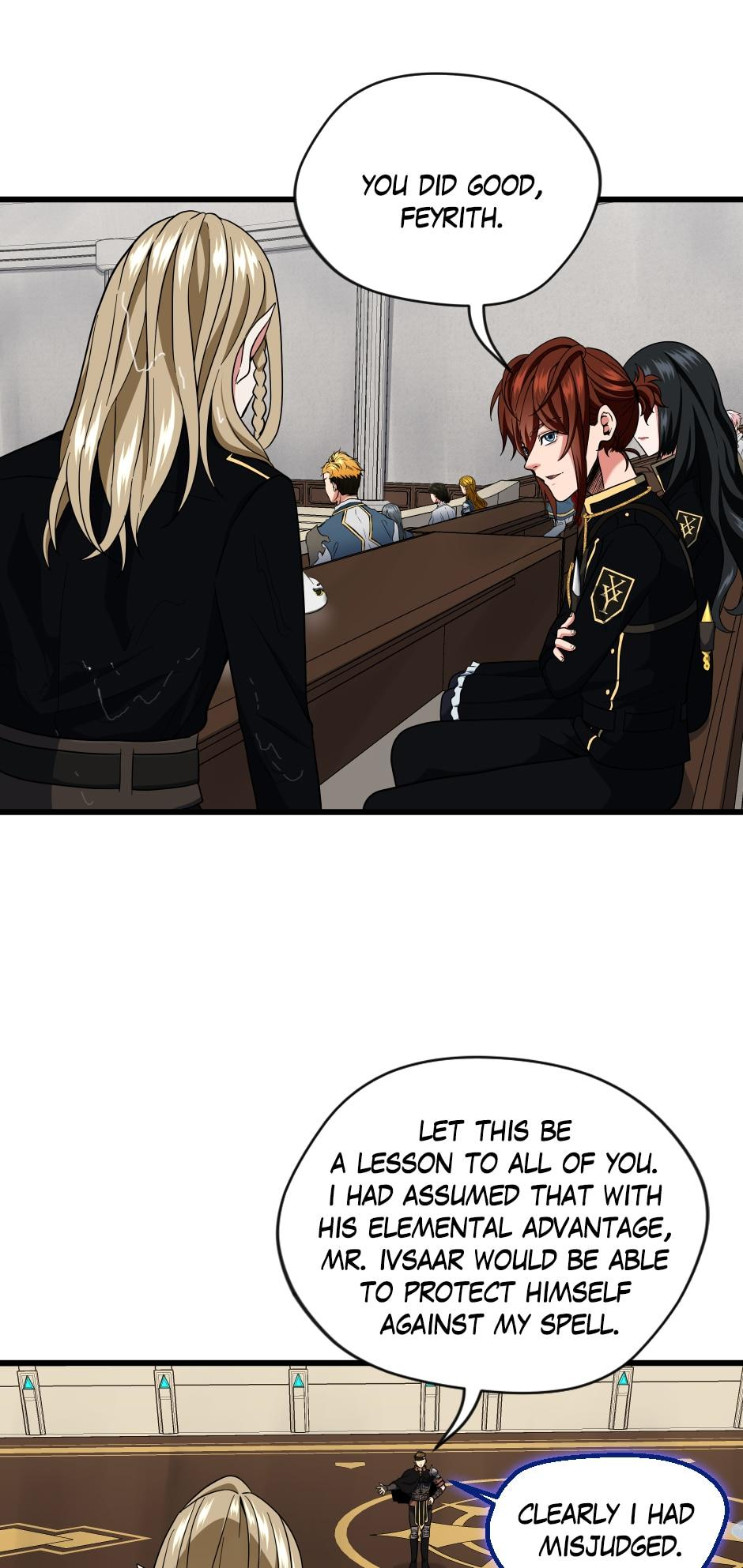 The Beginning After the End, Chapter 93 image 001