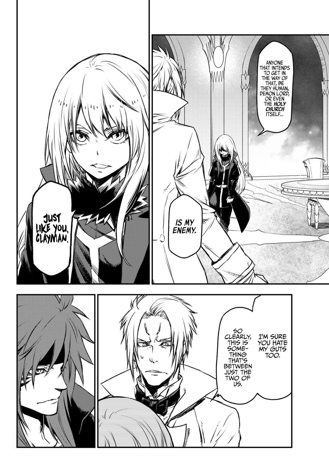 Tensei shitara Slime Datta Ken, Chapter 81 image 024