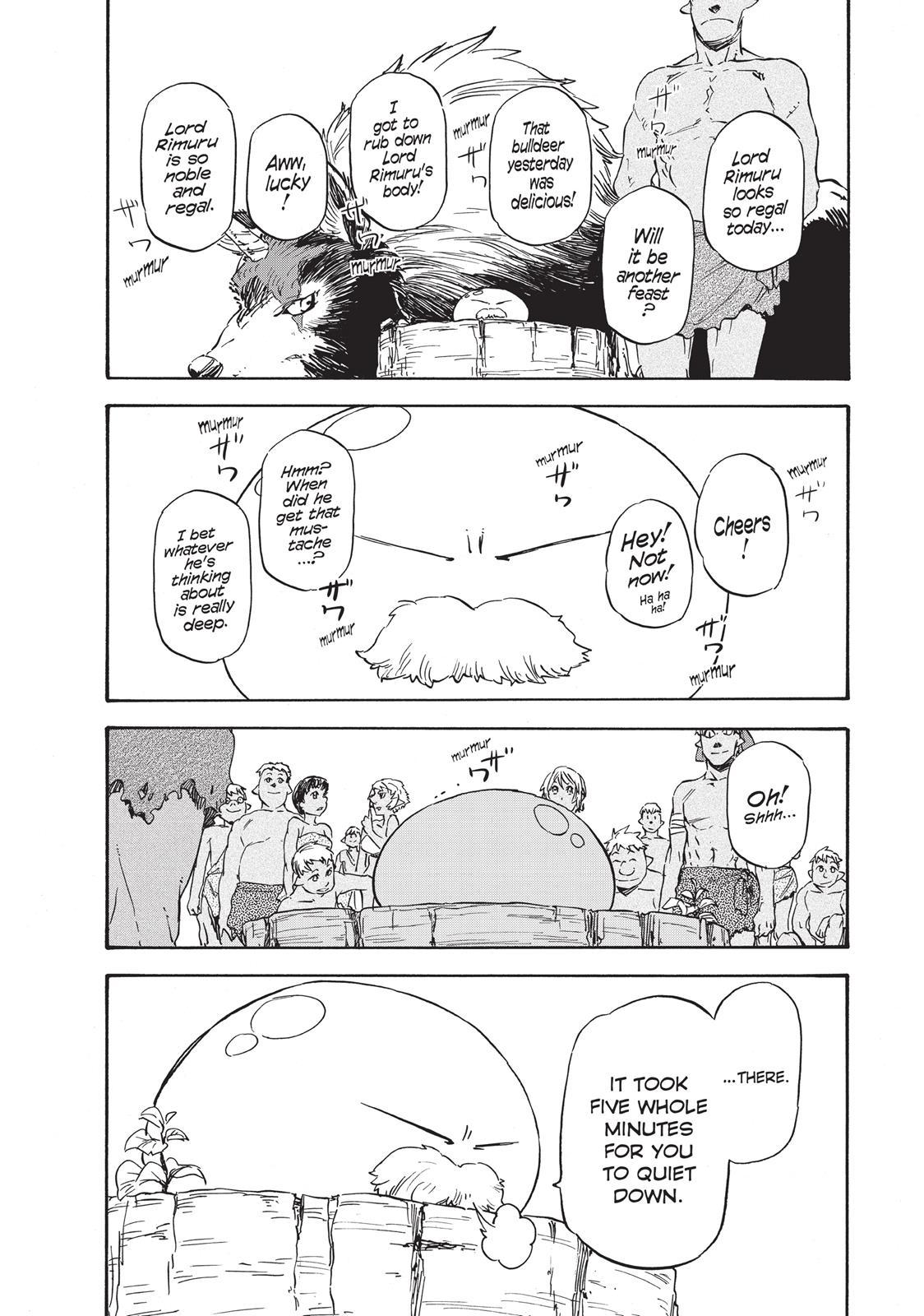 Tensei shitara Slime Datta Ken, Chapter 4 image 006
