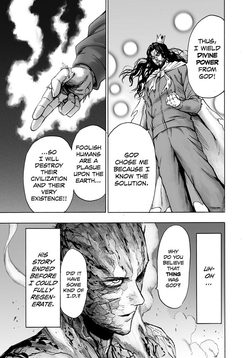 One-Punch Man, Chapter 111 image 009