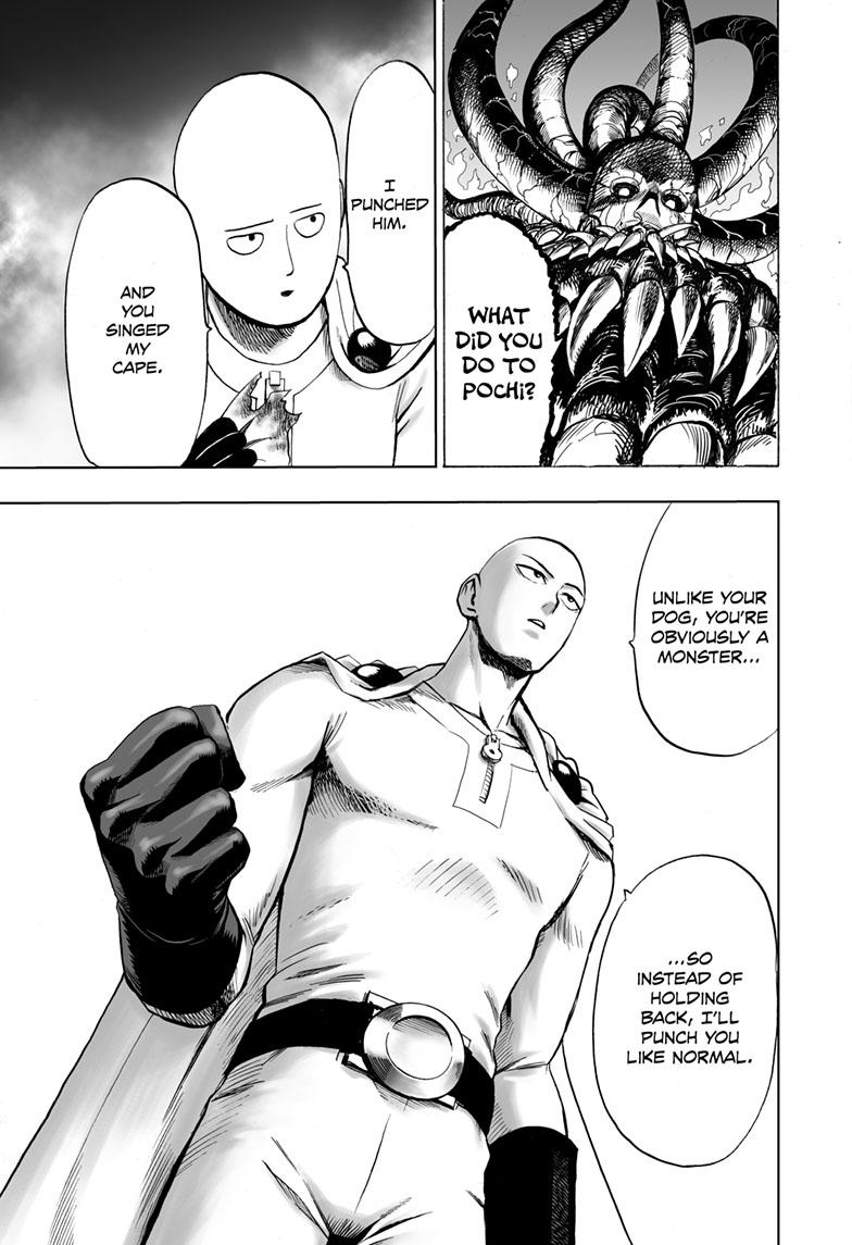 One-Punch Man, Chapter 106 image 009
