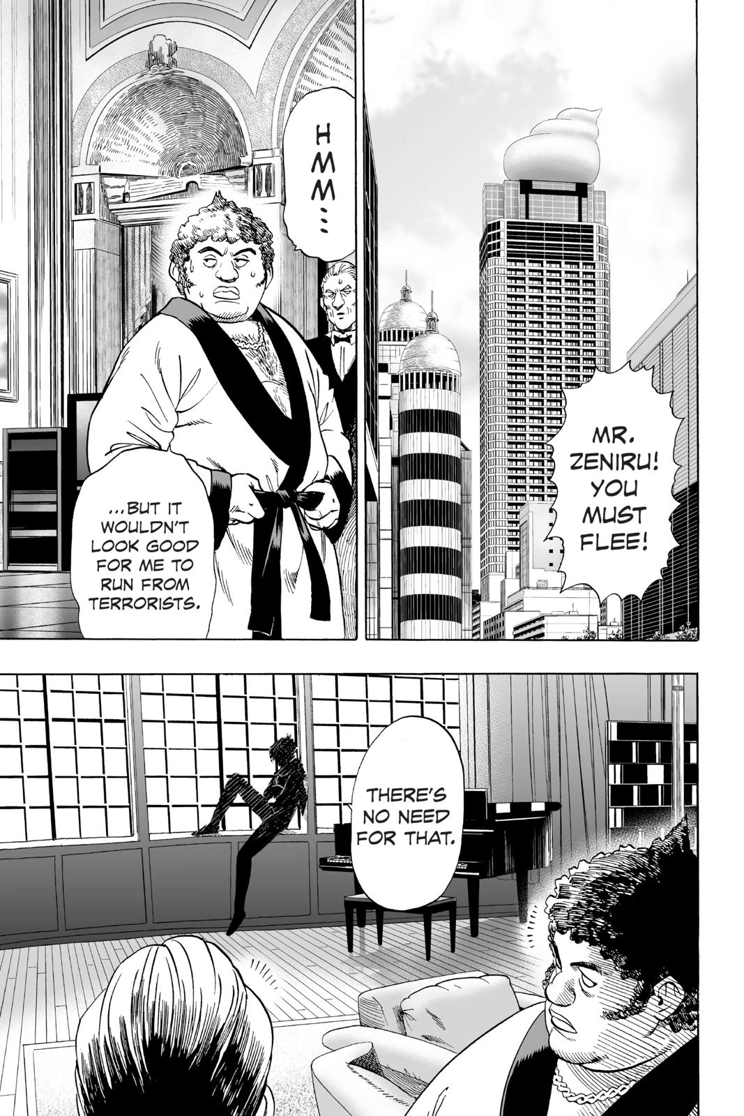 One-Punch Man, Chapter 12 image 016