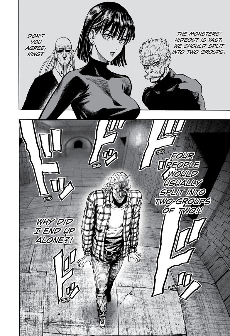 One-Punch Man, Chapter 107 image 012