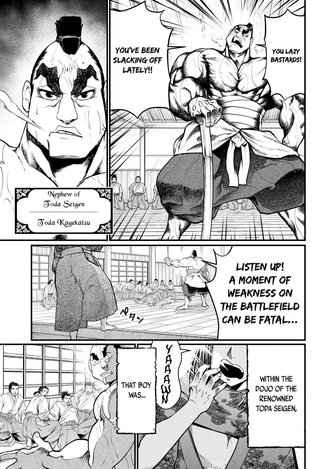 Shuumatsu no Valkyrie, Chapter 16 image 004