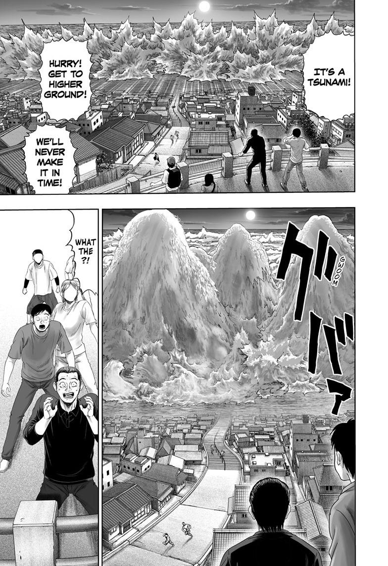 One-Punch Man, Chapter 131 image 004
