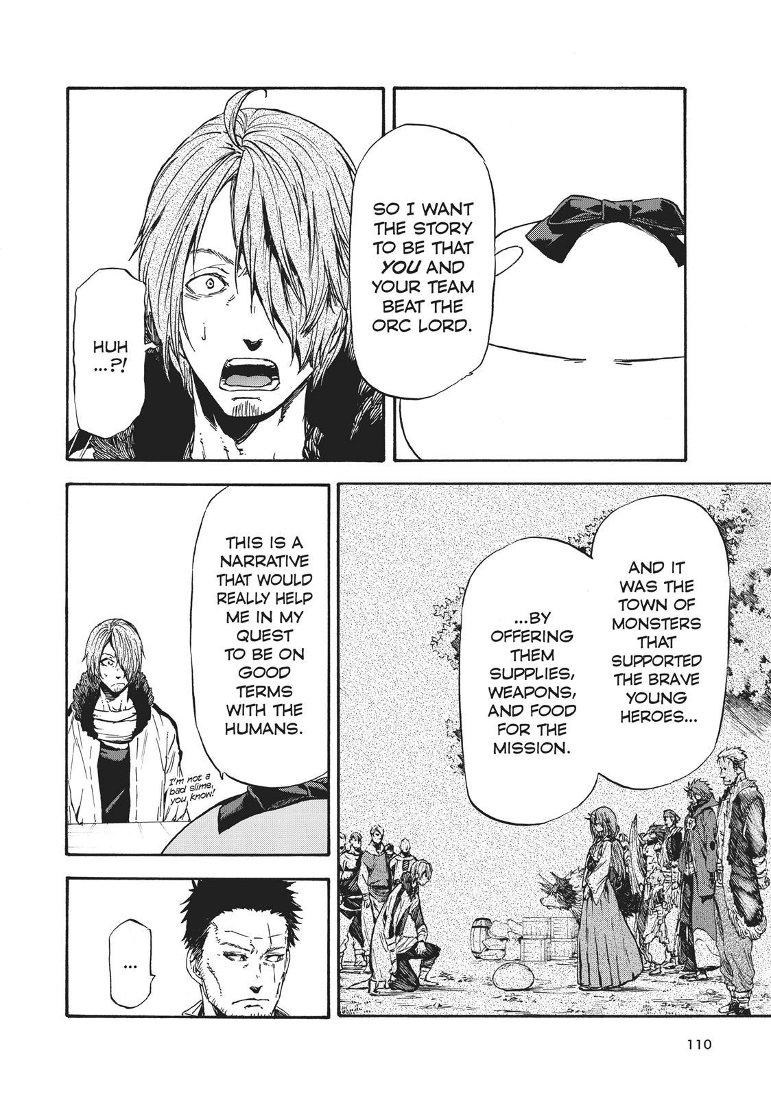 Tensei shitara Slime Datta Ken, Chapter 35 image 002