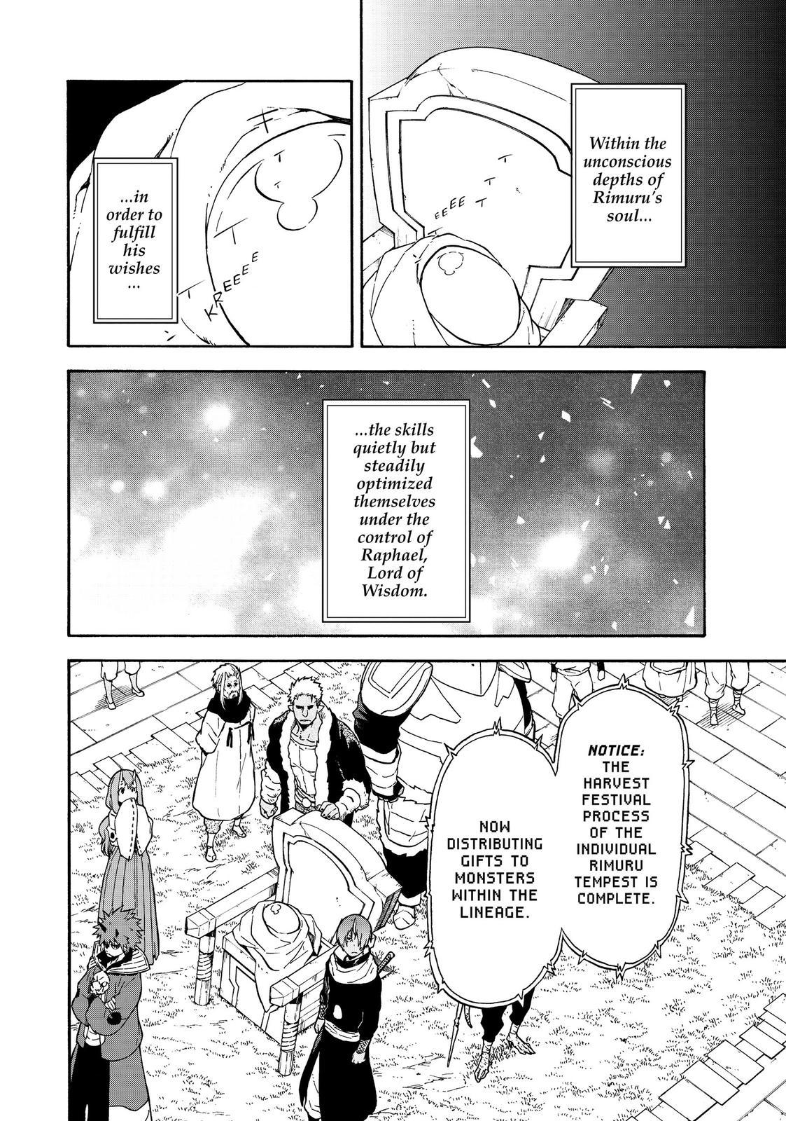 Tensei shitara Slime Datta Ken, Chapter 68 image 016