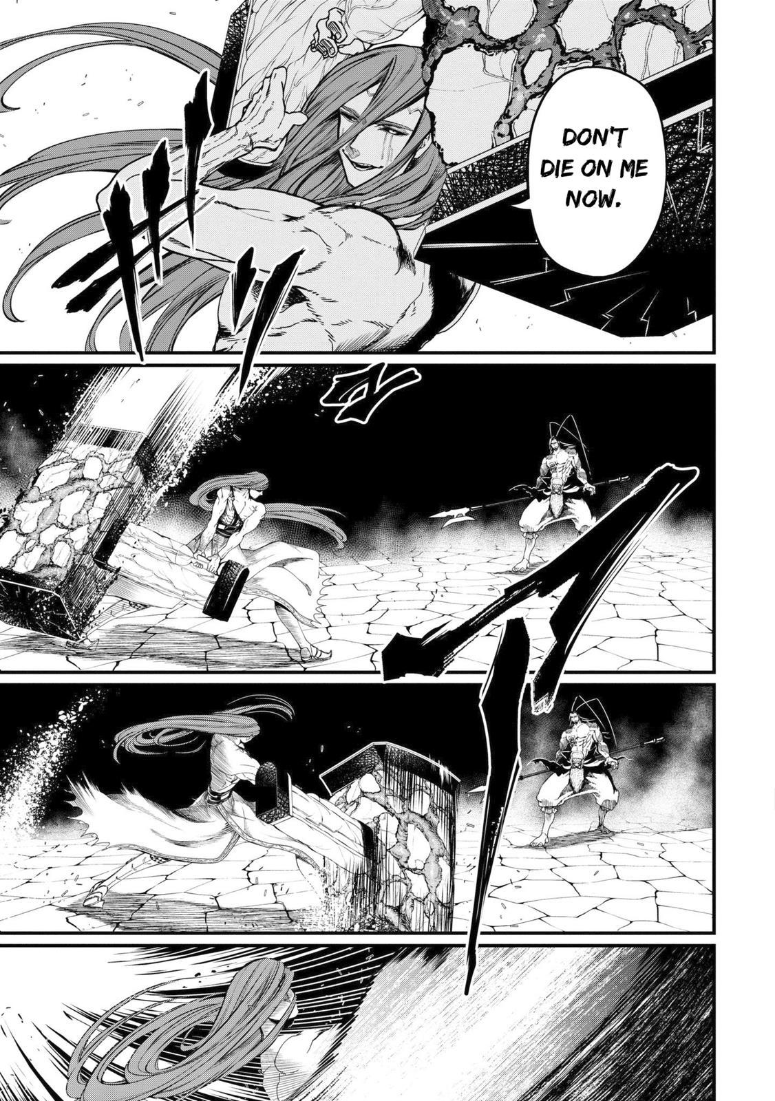 Shuumatsu no Valkyrie, Chapter 5 image 011